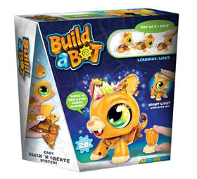 Build A Bot - Light Up Lion Cub