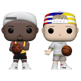 Funko POP! 2pk Movies: White Men Can't Jump - Billy and Sydney - R Exclusive