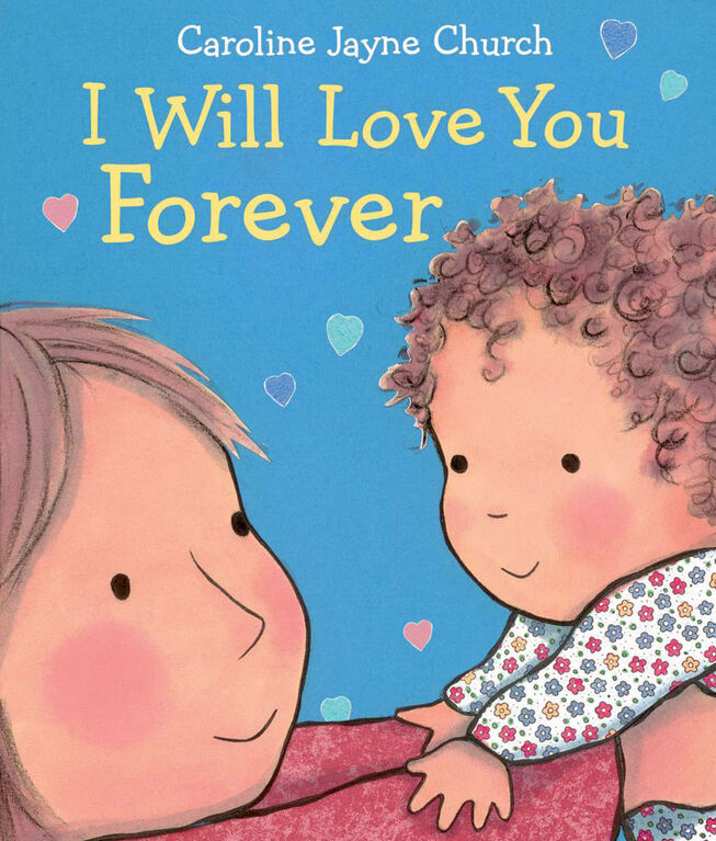I Will Love You Forever - English Edition