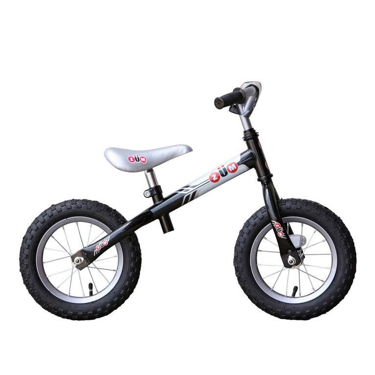 ZUM Toyz, Balance Bike, Black