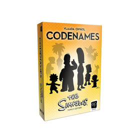 CODENAMES: The Simpsons - English Edition