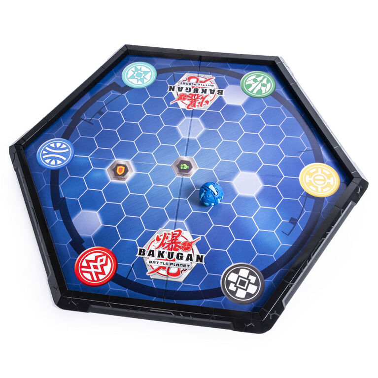 Bakugan Battle Arena, Game Board for Bakugan Collectibles