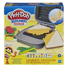 Play-Doh Kitchen Creations, Croque-monsieur