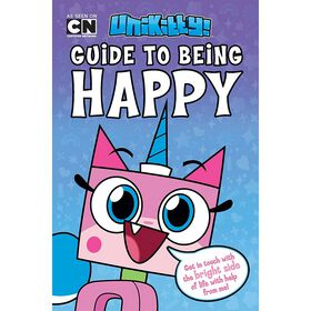 Lego Unikitty: Unikitty's Guide To Being Happy - Édition anglaise.