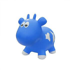 Farm Hoppers: Cow - Blue