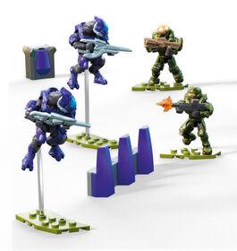 Mega Construx Halo Spartain-IV Team Battle