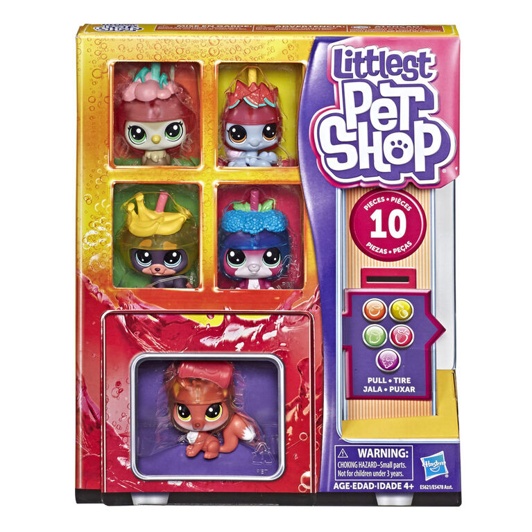 Littlest Pet Shop Slushie Squad Pack