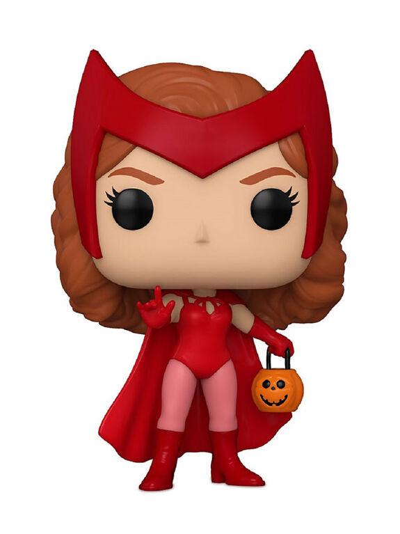 Funko POP! TV: Marvel WandaVision - Halloween Wanda