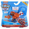 PAW Patrol, Figurine à collectionner Zuma Action Pack avec effets sonores et phrases