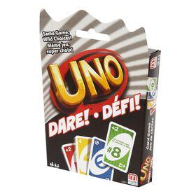 UNO Dare Card Game