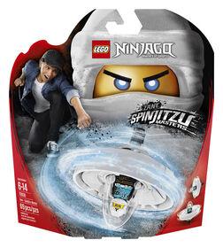 LEGO Ninjago Zane - Spinjitzu Master 70636