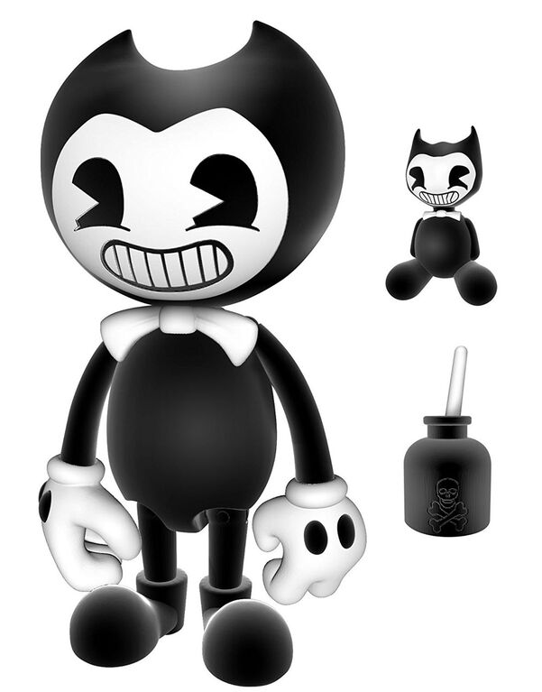 "Bendy and the Ink Machine - Bendy 5"" Figure"