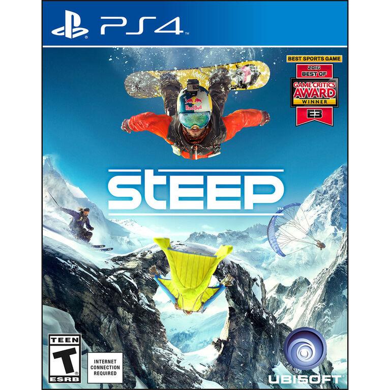 PlayStation 4 - Steep