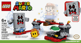 LEGO Super Mario Ensemble d'extension La forteresse de la 71364