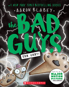 Scholastic - The Bad Guys #12: The Bad Guys in The One - Édition anglaise