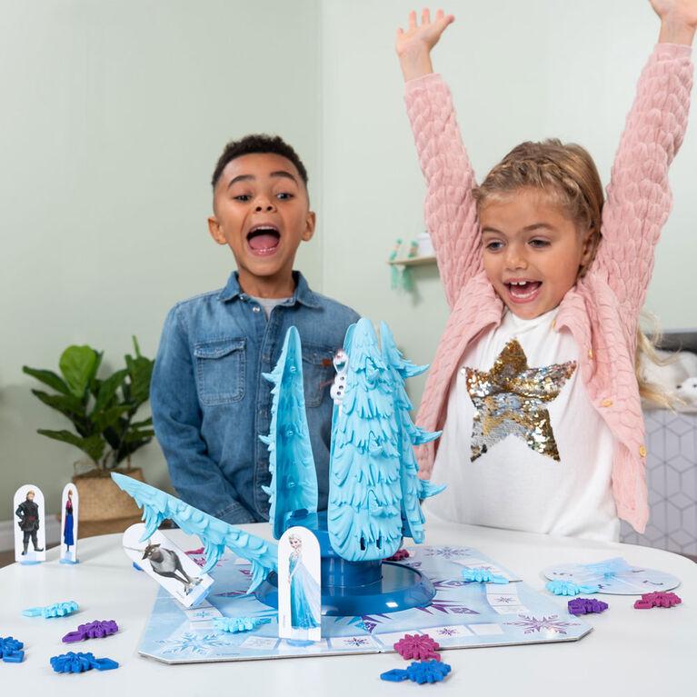 Frozen - Jeu Frantic Forest Olaf pour les enfants et les familles - Notre exclusivité