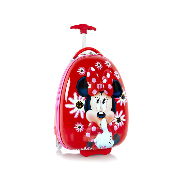 Minnie Heys Egg Shaped Kids Luggage