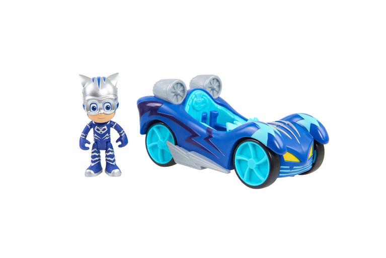 PJ Masks Turbo Blast Vehicles - Catboy