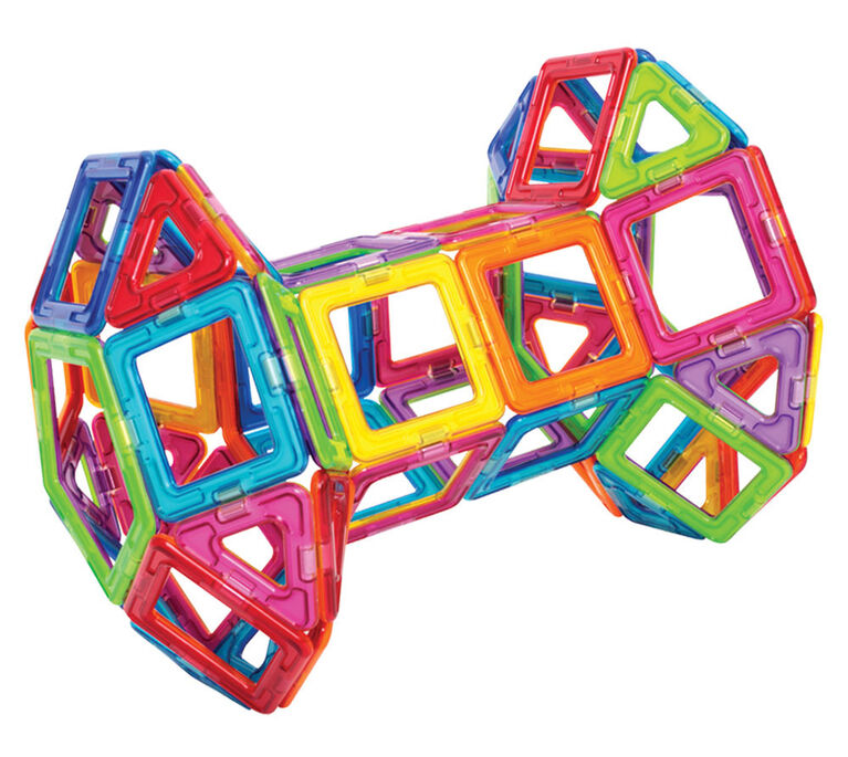 Magformers Rainbow 62 Piece Set
