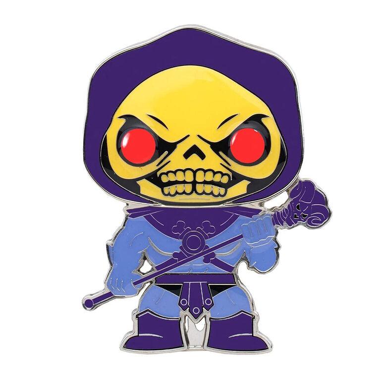 Funko POP! Pin: Masters of the Universe - Skeletor GID Eyes
