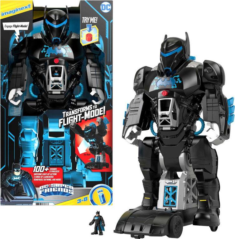 Imaginext DC Super Friends Bat-Tech BatBot - English Edition