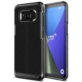 Vrs Design Simpli Mod Case for Samsung Galaxy S8+ Black (VRSG8ESMDDS)