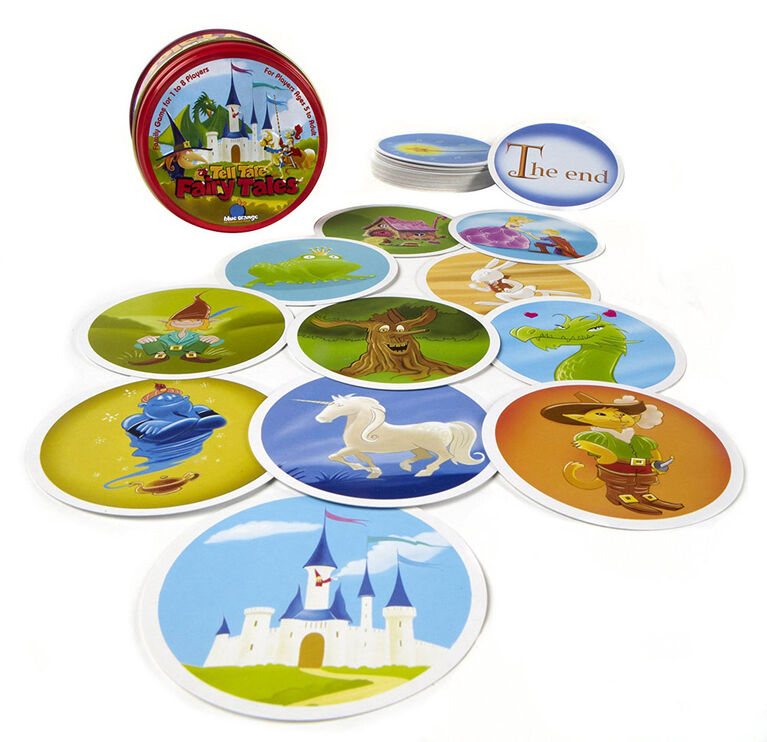 Tell Tale Fairy Tales Card Game