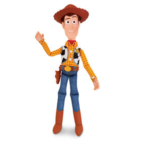 Toy Story Talking Sheriff Woody Action Figure