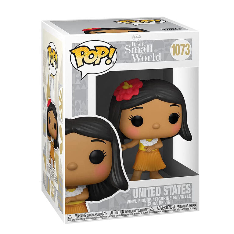 Funko POP! Disney Rides: It's A Small World - USA