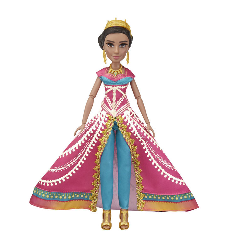 Disney Aladdin Glamorous Jasmine Deluxe Fashion Doll.