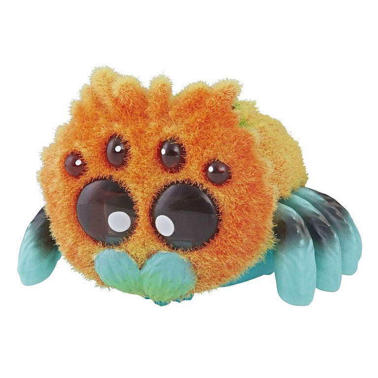 Yellies! Flufferpuff; Voice-Activated Spider Pet