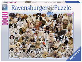 Ravensburger! Dogs Galore casse tête (1000pc)