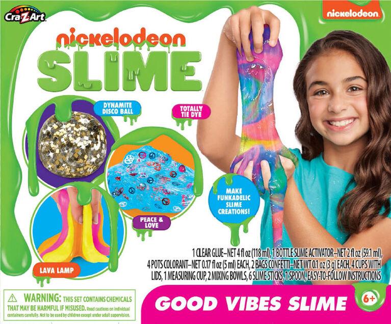Nickelodeon ensemble de glu Groovy