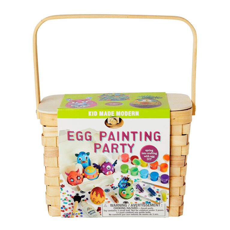 Trousse Egg Painting Party.