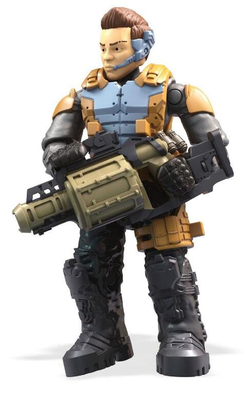 "Mega Construx Call of Duty Specialist ""Battery"" Figure"