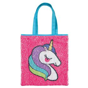 Sequins Unicorn/Rainbow Reveal Tote Bag