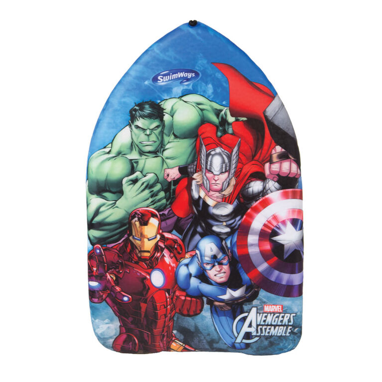 SwimWays Planche - Marvel Avengers