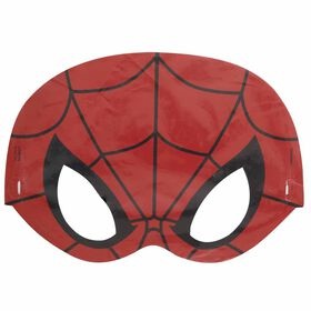 Spider-Man Party Masks, 8 pieces