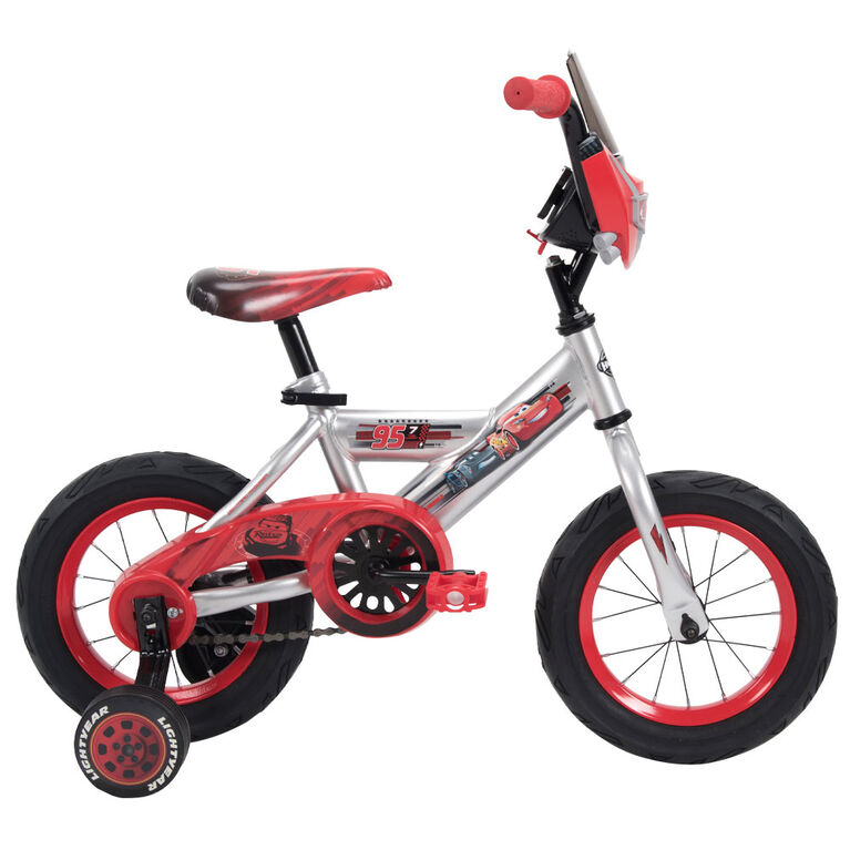 Huffy Disney Pixar Cars Bike - 12 inch