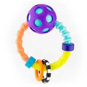 Sassy Bend & Flex Ring Rattle