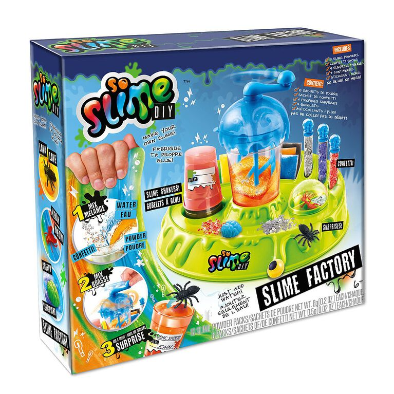 Bold Slime Factory