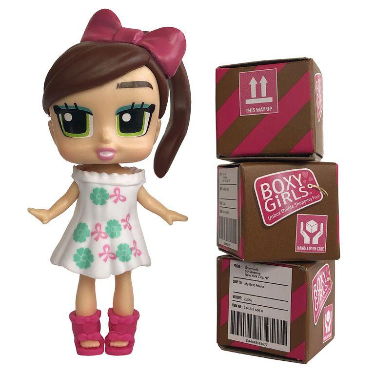 Boxy Girls Mini Tasha