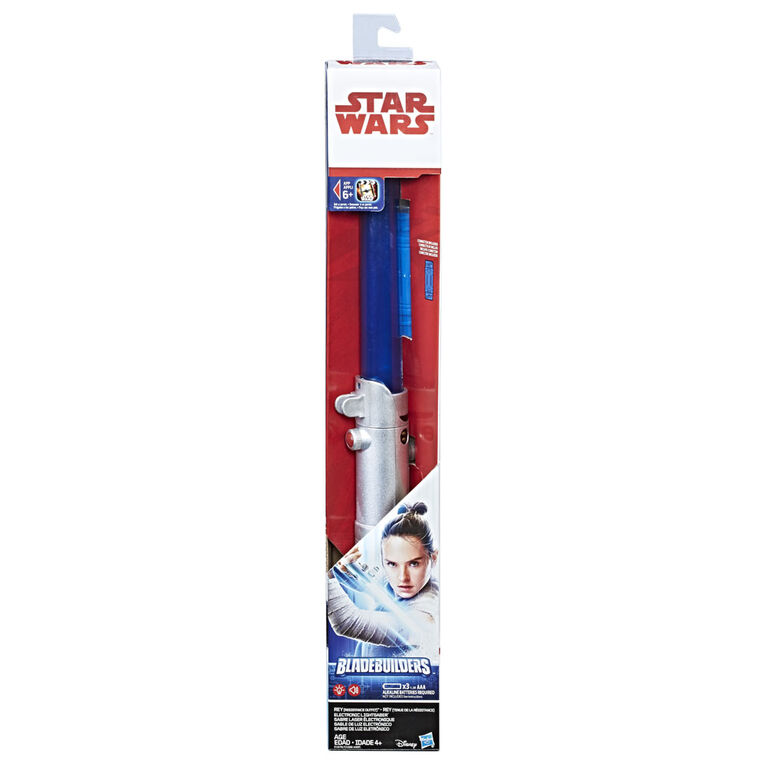 Star Wars: The Last Jedi Bladebuilders Rey (Jedi Training) Electronic Lightsaber