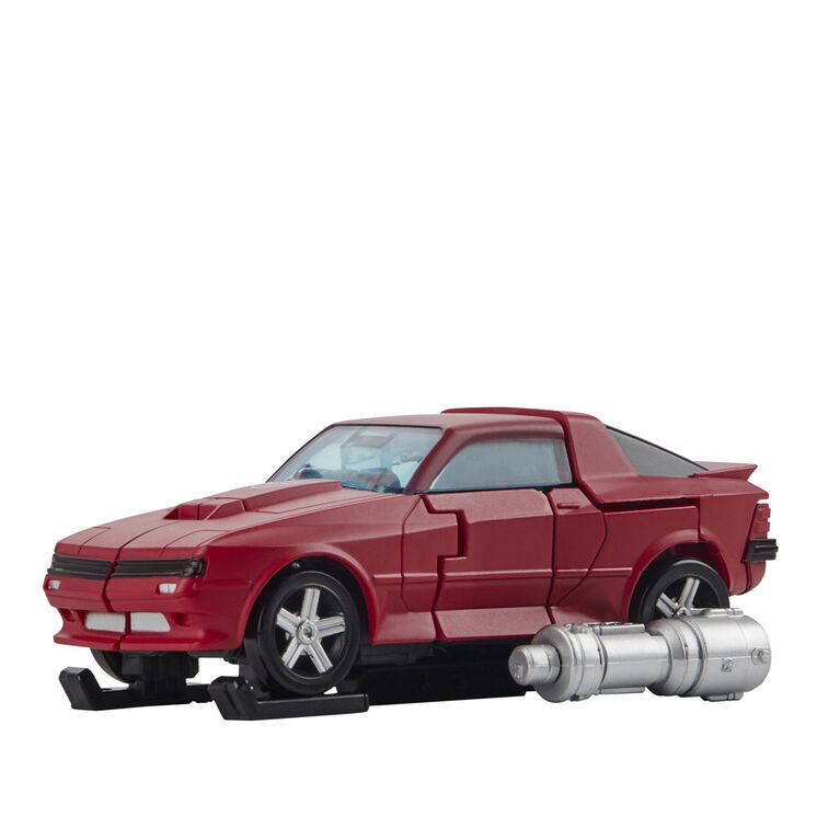 Transformers Generations War for Cybertron : Earthrise, figurine WFC-E7 Cliffjumper Deluxe