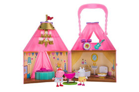 Peppa Glamping Playset
