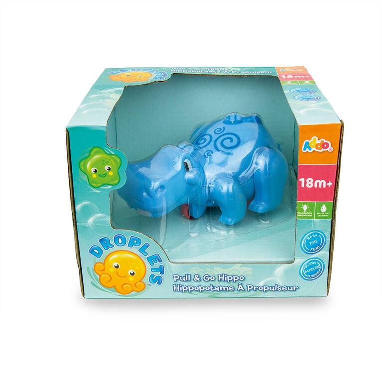 Droplets - Jouet de bain  Hippo - Notre exclusivité