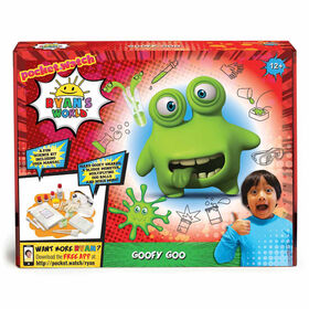 Ryan's World Goofy Goo Science Kit - R Exclusive - English Edition