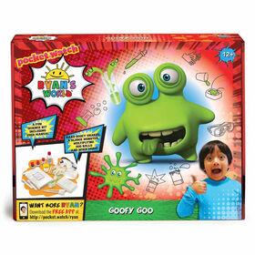 Ryan's World - Trousse de science Goofy Goo - Notre exclusivité - Édition anglaise
