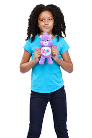 Care Bears Basic Bean Plush - Share Bear