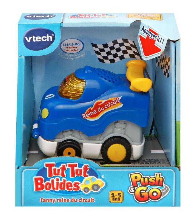 Go! Go! Smart Wheels Press & Race Race Car - French Edition